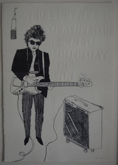 Bob Dylan bass