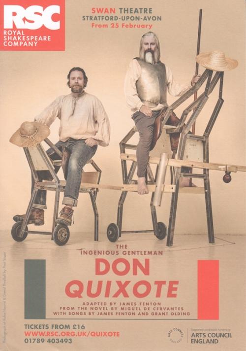 Don Quixote flier