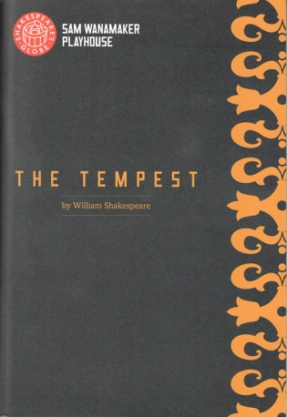 The Tempest 2016 prog