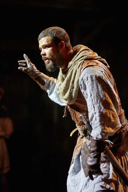 Howard Charles as Phillip Photo by Mark Douet_2