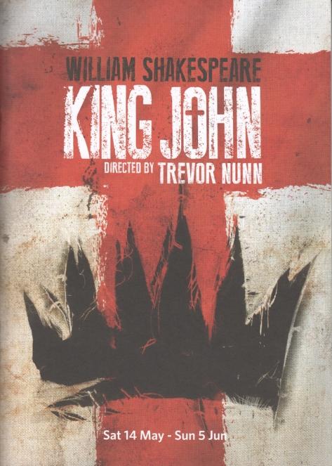 King John Rose prog