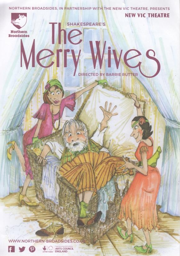 Merry Wives NB flier
