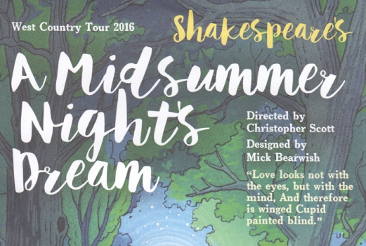 Midsummer dream flier BOVTS