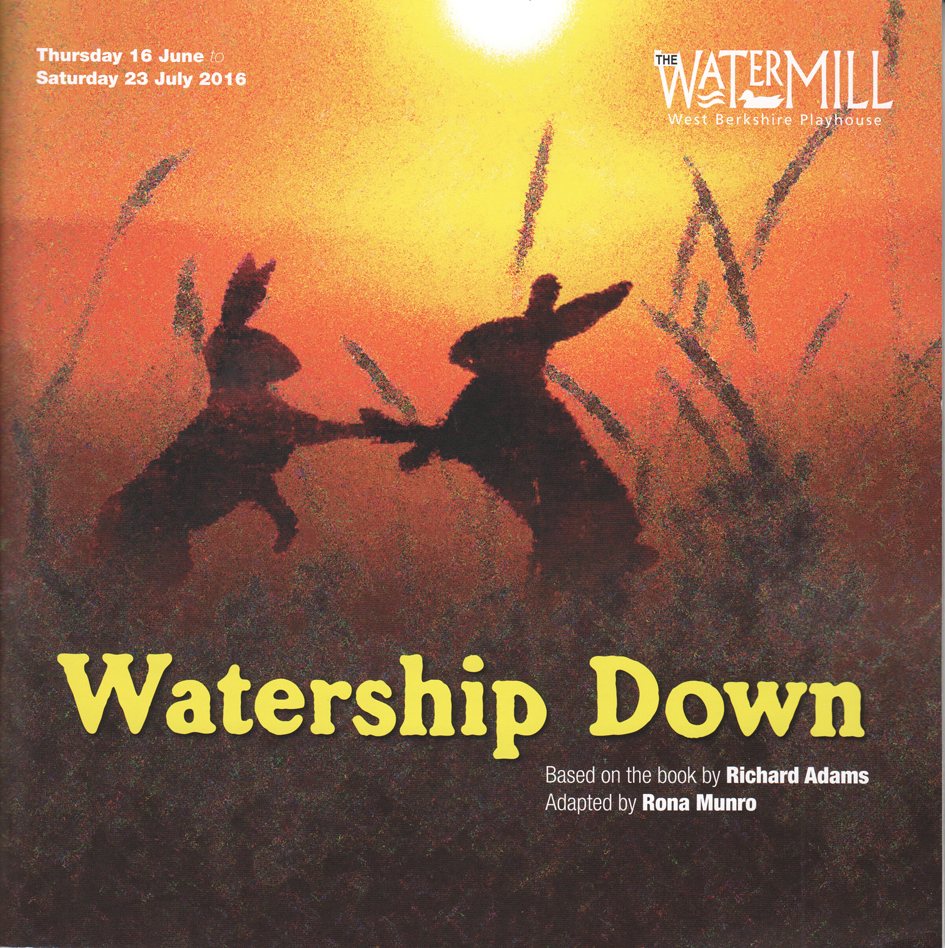 Watership down cliff notes