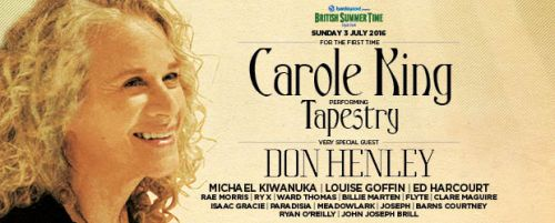 Carole King poster