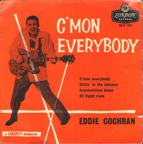 C'mon Everybody EP copy