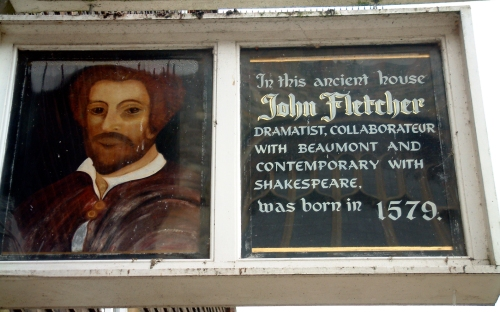 John Fletcher sign