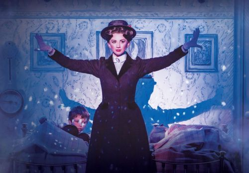 Zizi Strallen in Mary Poppins
