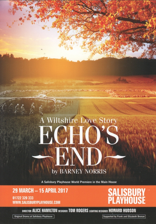 Echo's End flier