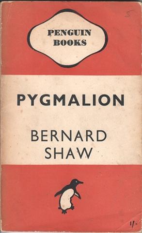 Pygmalion book
