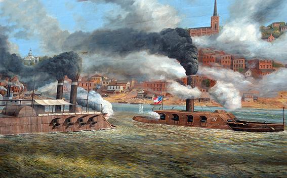 Vicksburg siege copy