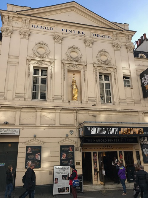 haroldpinter theatre