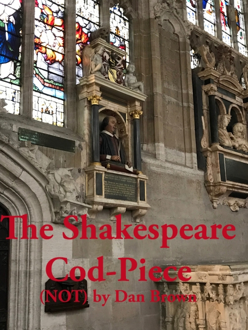 Shakespeare Cod Piece cover