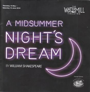 Dream prog Watermill