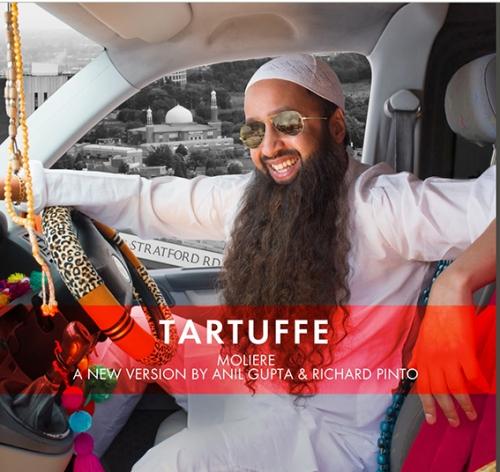 Tartuffe llogo