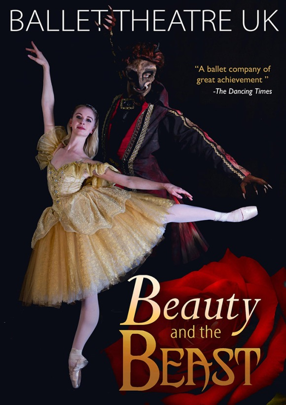 Beauty and the Beast.A5 Flyer Front