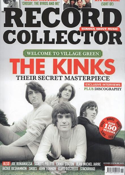 record collector kinks