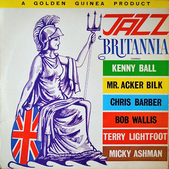 Jazz Britannia LP copy