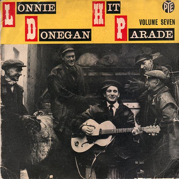 Lonnie donegan Hit Parade vol 7 copy