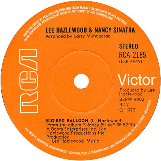 lee-hazlewood-and-nancy-sinatra-big-red-balloon-rca