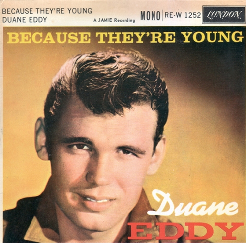 Because they're Young EP copy