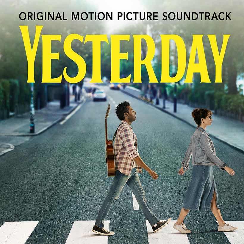 Himesh-Patel-Yesterday-film-soundtrack-album-cover-820