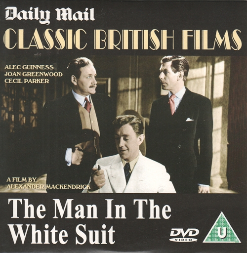 Man in White Suit DVD