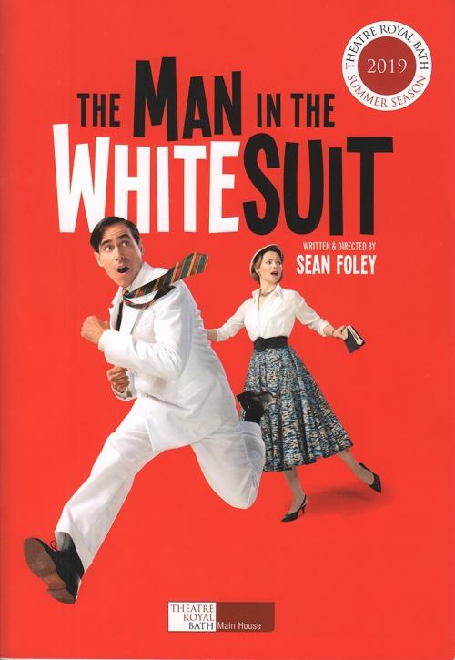 Man in White Suit prog