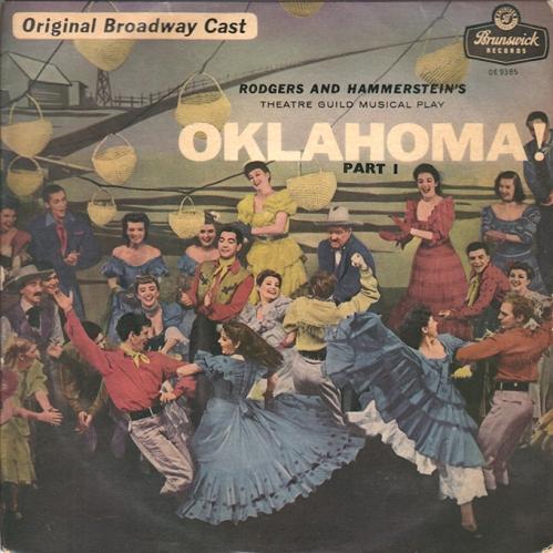 Oklahoma! Broadway EP copy