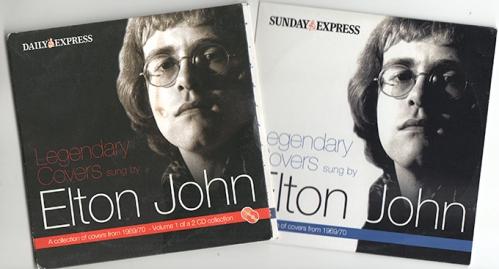 Elton John covers