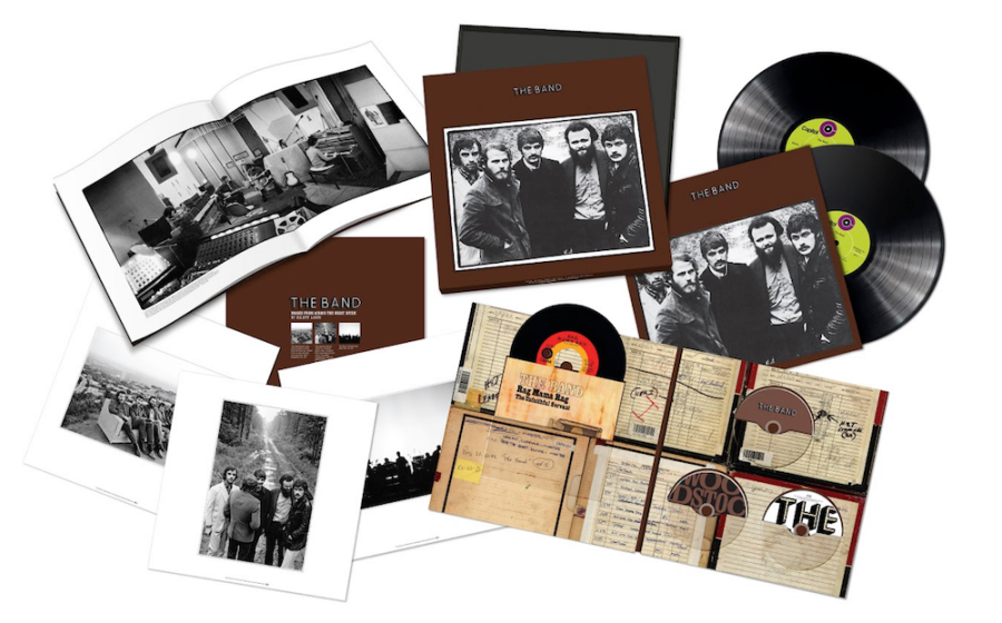 The-Band-50th-anniversary-self-titled-box-set