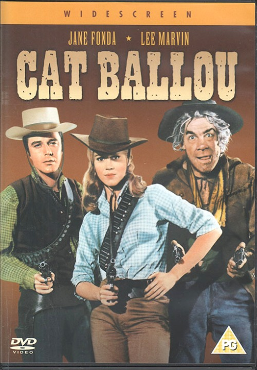 Cat Ballou DVD