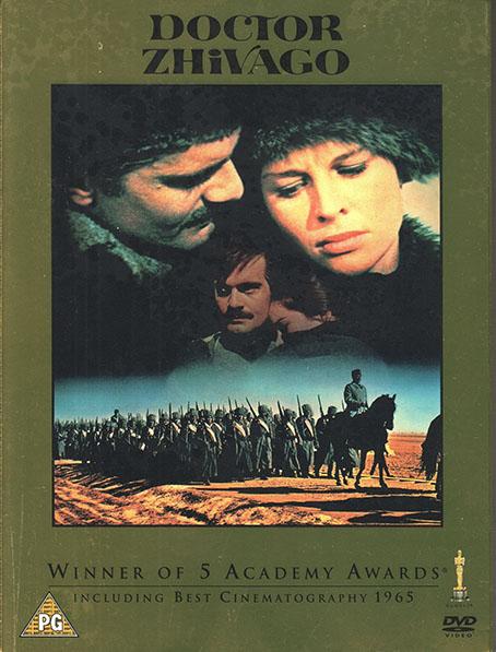 Doctor Zhivago DVD