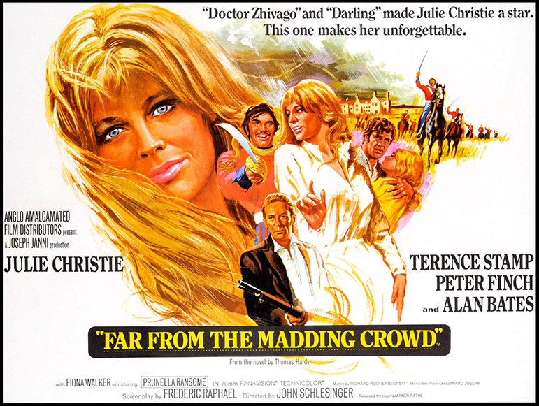 far-from-the-maddening-crowd-british-quad-movie-poster