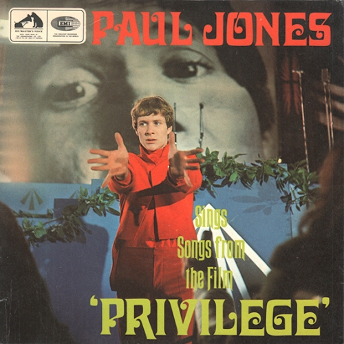 Privilege EP front copy