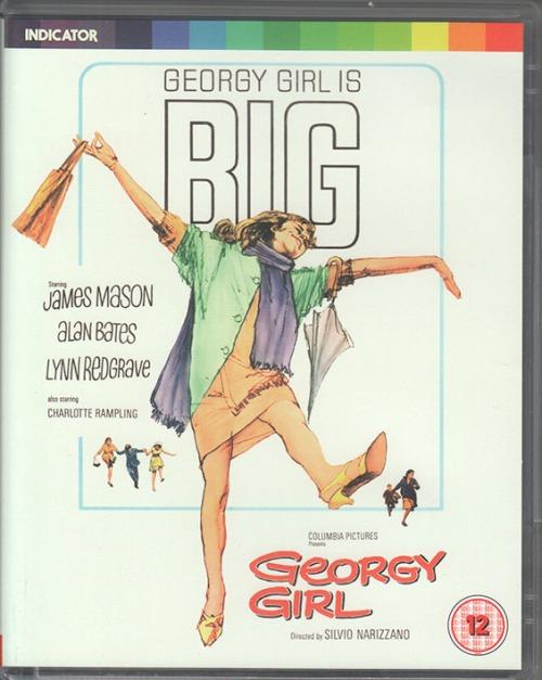 Georgy Girl blu ray