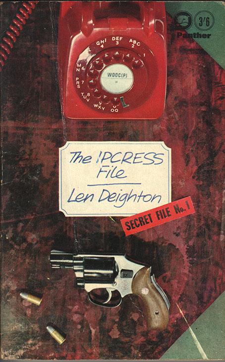 Ipcress File novel