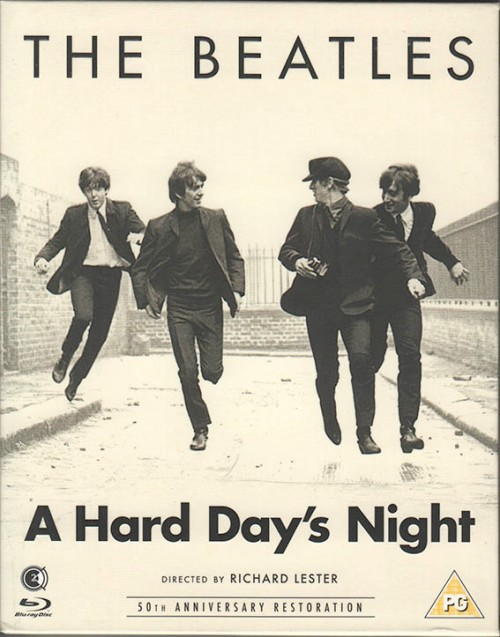 Hard Days Night 50th BR