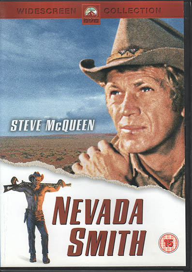 Nevada Smith DVD