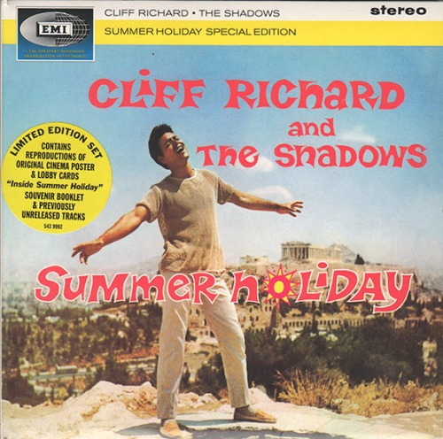 Summer Holiday40th CD copy