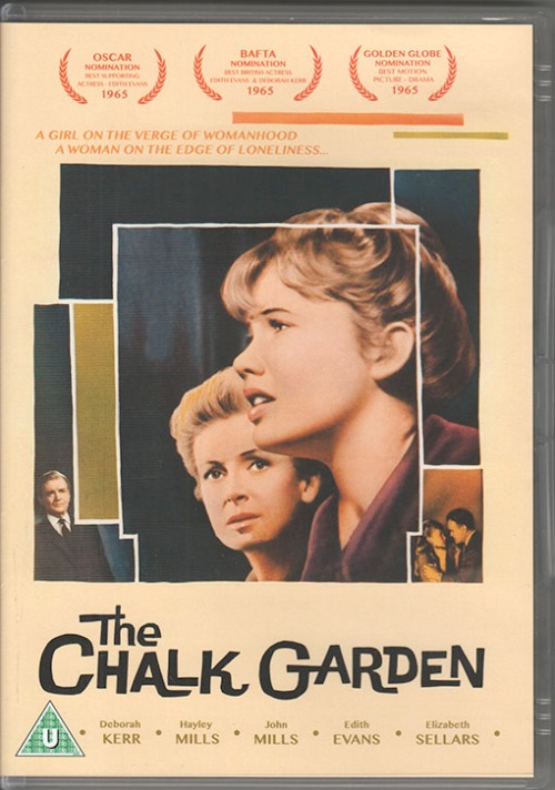 The Chalk Garden DVD