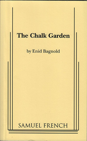 The Chalk Garden play text