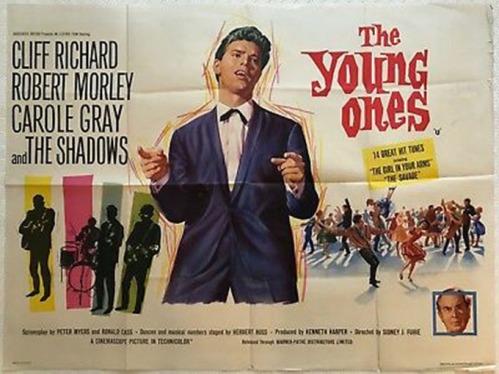 The-Young-Ones-Original-British-Movie-Quad-Poster